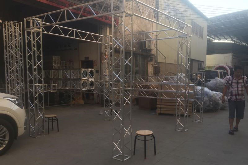 Box Truss Setup