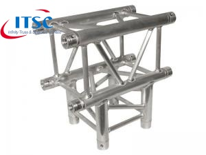 axis square truss corner