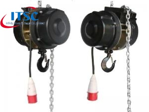 Rigging hoist
