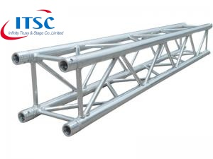 Grid box stage truss